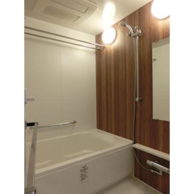 パークアクシス月島マチュアスタイル 704号室の風呂