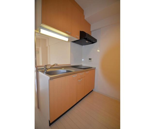 ロハス江坂 207号室のキッチン