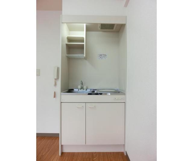 新宿H・Kビル 301号室のキッチン