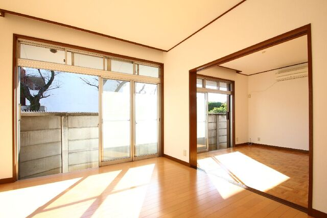 南大塚戸建のキッチン