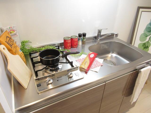 ファスティーナ志賀本通 1006号室のキッチン