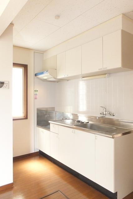 メルベーユ桂坂のキッチン