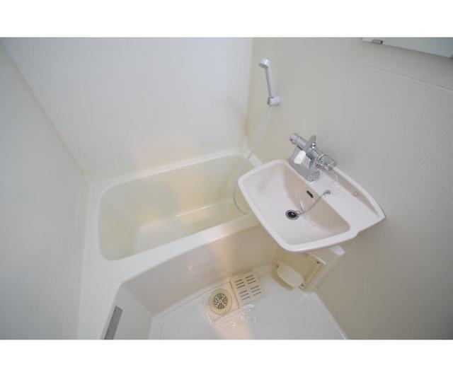 ブドワール21 306号室の風呂