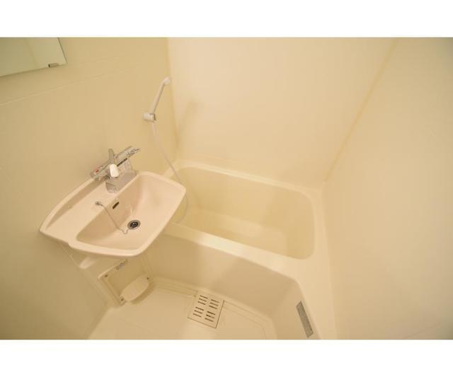 ブドワール21 307号室の風呂
