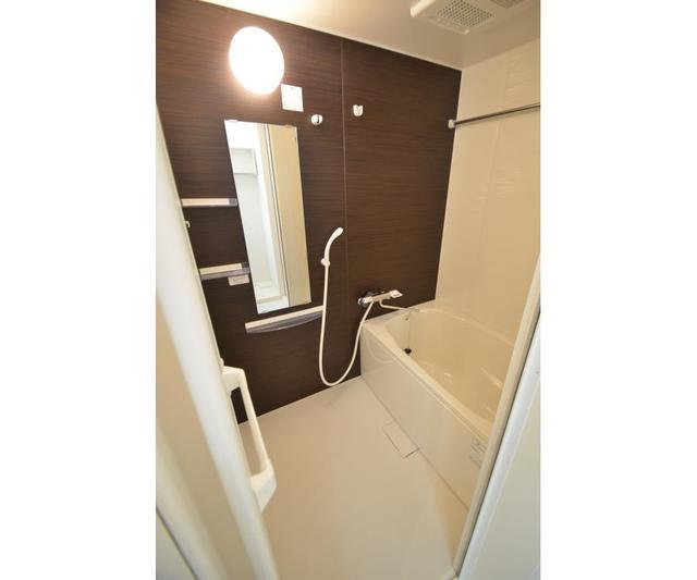 グレイス 201号室の風呂