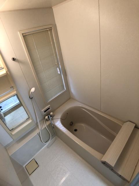 見城邸1の風呂