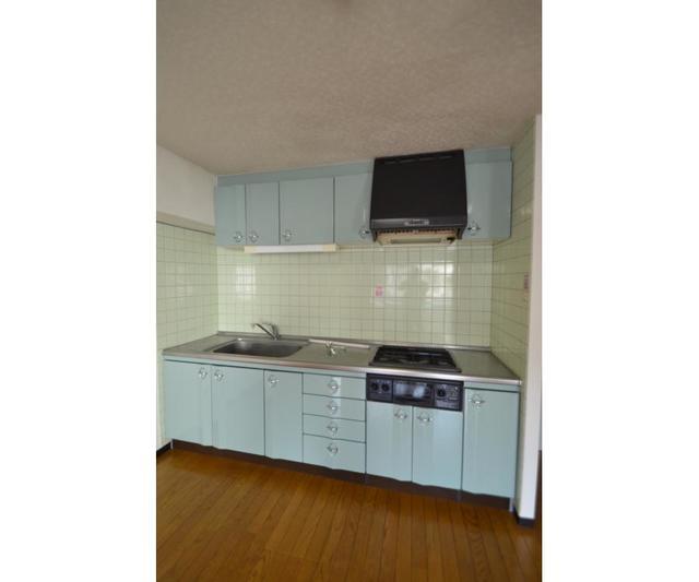 エムティビル 402号室のキッチン