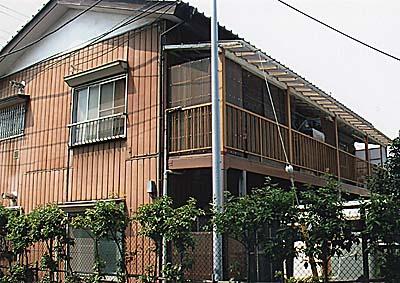 秀栄ハウス外観写真