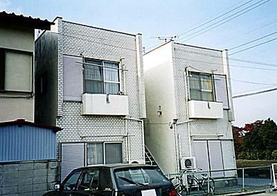 岩曽レインボーコーポ 10号室の外観