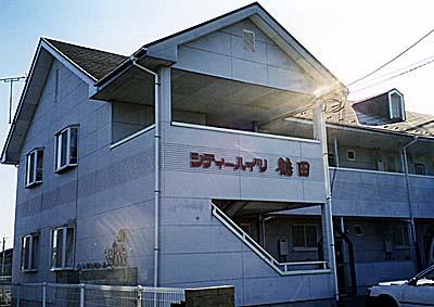 シティハイツ鶴田 106号室の外観
