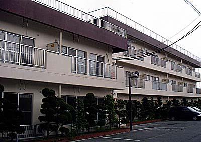 竹林マンションⅡ 307号室の外観