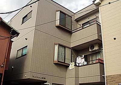 マンション本田外観写真