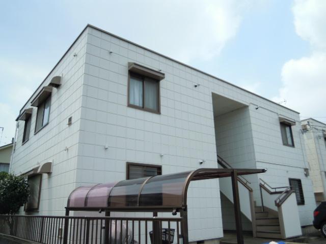 アパートメント294番館A棟 A201号室の外観