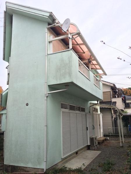 小川町一戸建外観写真