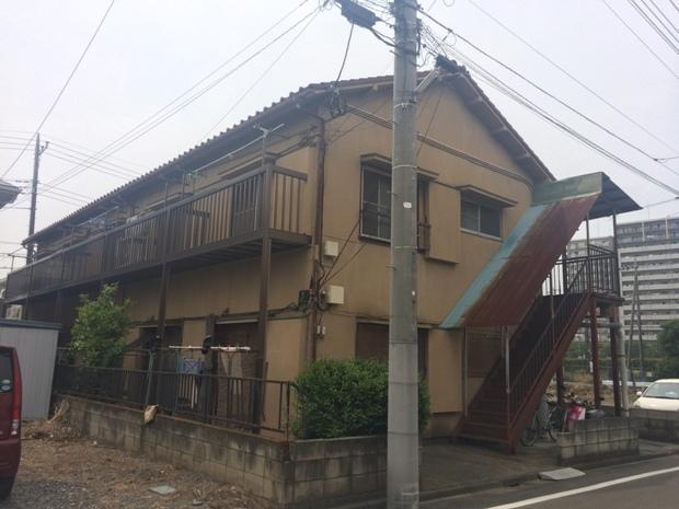 会田荘外観写真