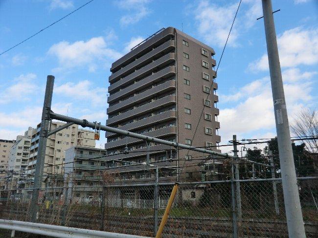 新田第11ビル 502号室の外観