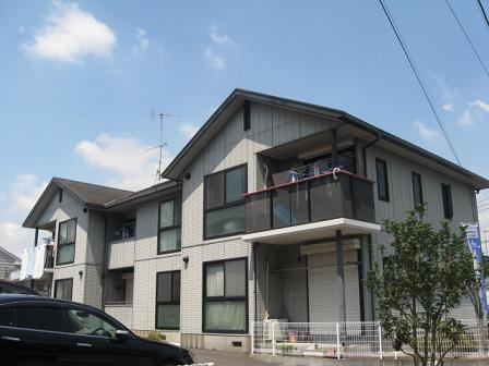 ハイツコスモ弐番館外観写真