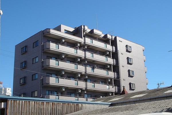 グレイス第8マンション 602号室の外観