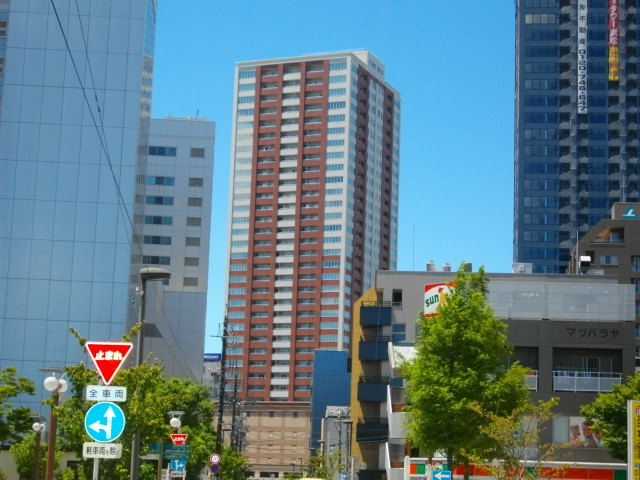 D's Tower外観写真