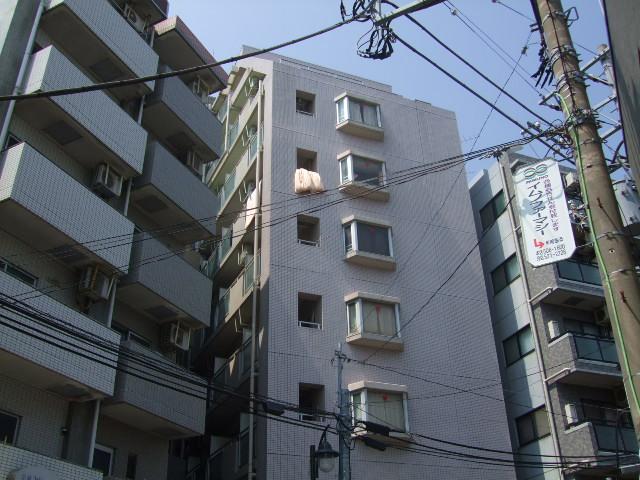 スカイコート鶴見5外観写真