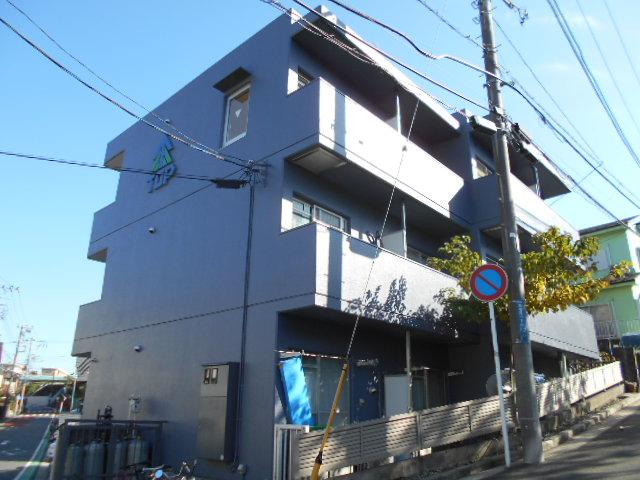 TOP・東寺尾第1外観写真