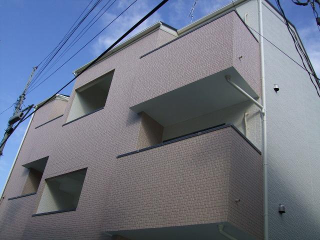 スプリングス横浜子安外観写真