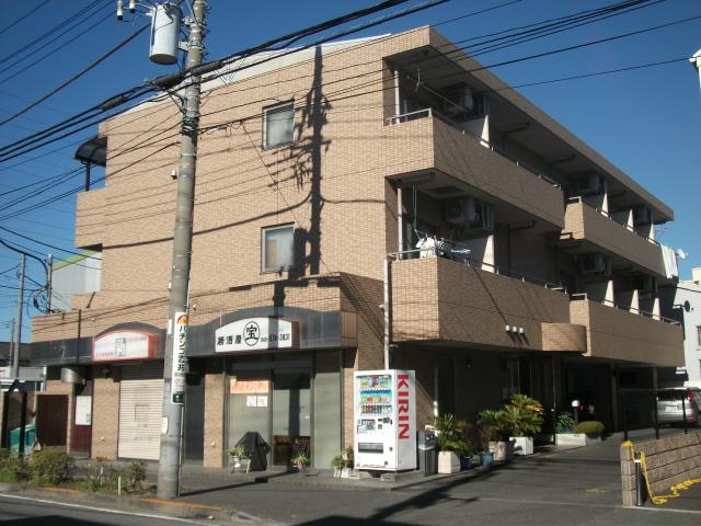 新着賃貸4:神奈川県横浜市鶴見区駒岡3丁目の新着賃貸物件