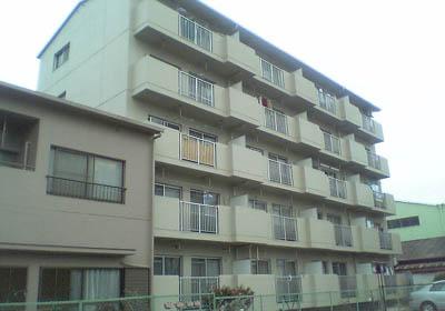 レジデンスタナカ 401号室の外観