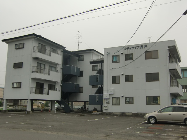 シティライフ浅井外観写真