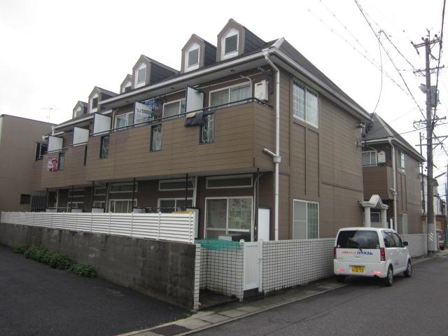 新着賃貸20:岐阜県岐阜市鍵屋西町1丁目の新着賃貸物件