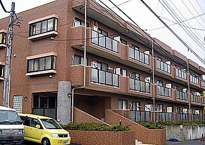 モンヴェール東戸塚外観写真