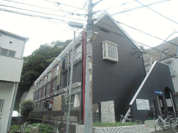 ガーデンハイツ金沢A棟外観写真