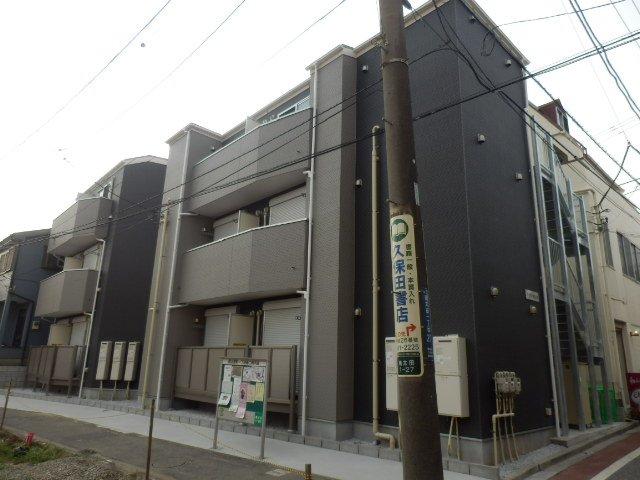 新着賃貸20:神奈川県横浜市南区南太田1丁目の新着賃貸物件