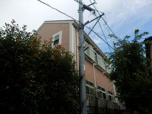 ハーミットクラブハウス上大岡 203号室の外観