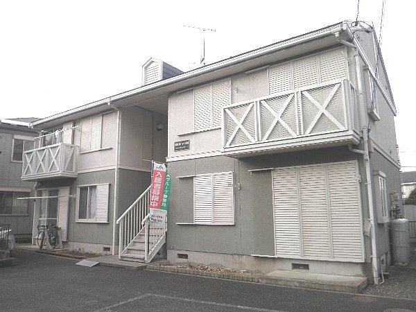 城見塚ハイツB外観写真