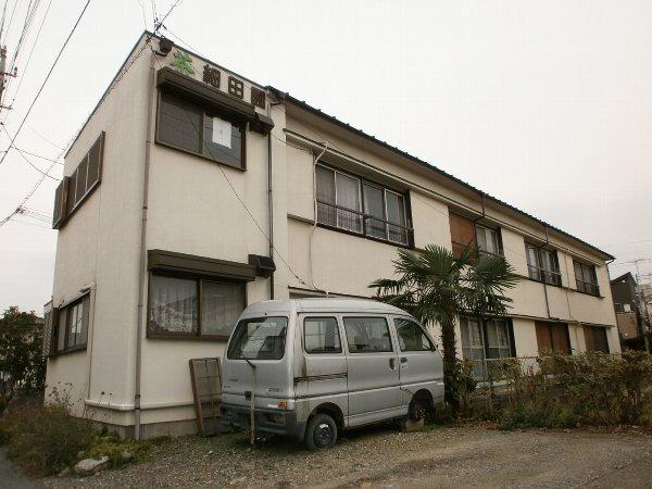 八幡荘外観写真