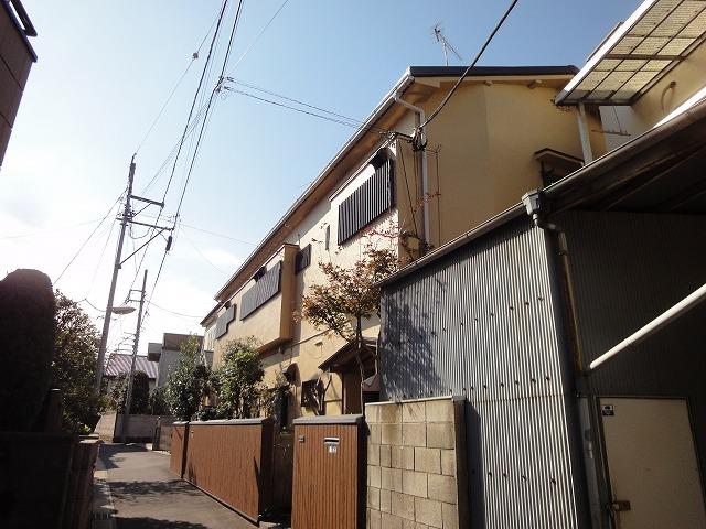 松美荘 201号室の外観