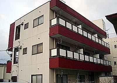 片浜ハイツ 202号室の外観
