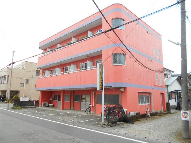 ヤマユ森マンション 302号室の外観