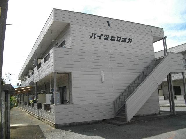 ハイツヒロオカⅠ 201号室の外観