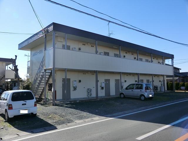 山田コーポA外観写真