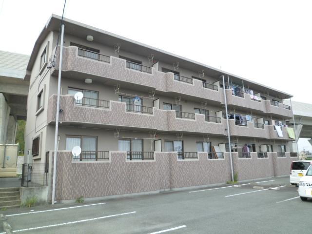 ロッククラウドマンション 303号室の外観