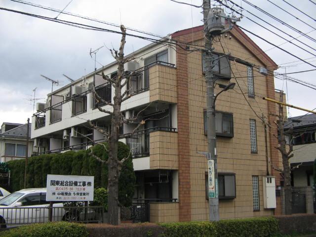 ランドフォレスト東豊田外観写真