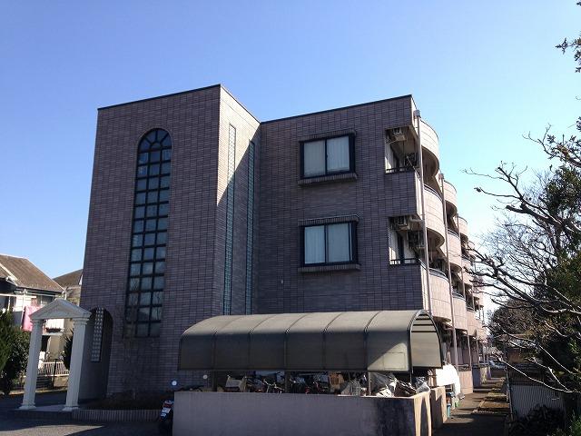 武蔵村山ウエストハイツ外観写真