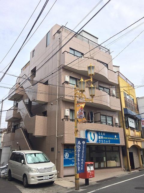 新着賃貸2:東京都品川区中延5丁目の新着賃貸物件