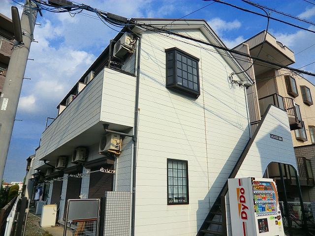 レモンハウス柳瀬川外観写真
