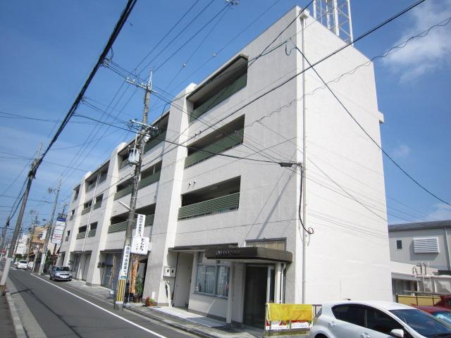 静岡中央マンション外観写真