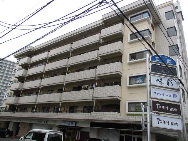 コーポ三鈴 602号室の外観