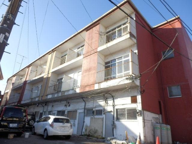 八幡山ハイツ 206号室の外観