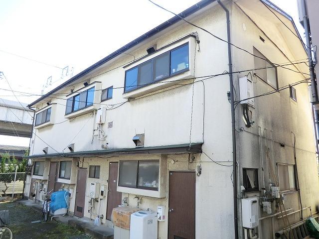 小野アパート外観写真